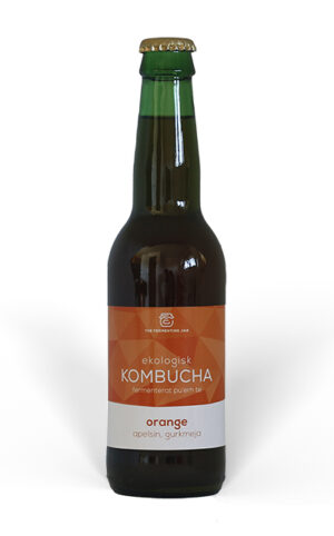 Store image Kombucha Orange